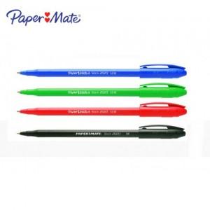 sfere paper mate conformate nero/rosso/blu pezzi 12 monocolore