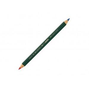 matita bicolore faber sottile pezzi 12