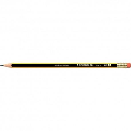 matita staedtler con gomma 2hb pz 12