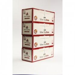 tubi sigarette con filtro gizeh pezzi 250 confezione da 4 vendite