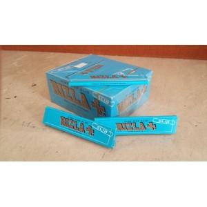 cartine rizla blu lunga slim pezzi 50
