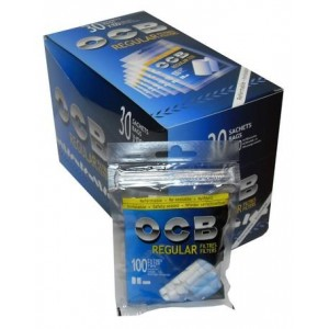 filtri ocb regular mm8 in busta pezzi 30