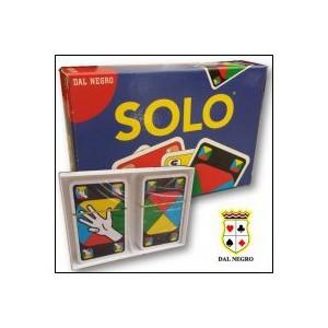 carte da gioco dal negro solo