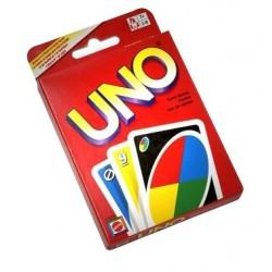 carte da gioco dal negro uno