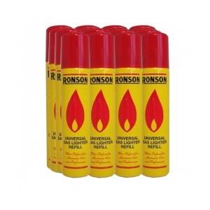 gas universale ronson 90 ml pezzi 12