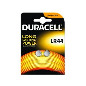 batterie duracell lr 44 pezzi 10 per 2