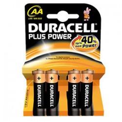 batterie duracell stilo pezzi 20 per 4