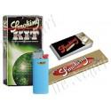 kit distributore smoking accendino-cartina-filtrini