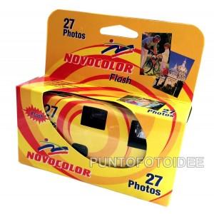 macchina fotografica con flash usa e getta 27 pose