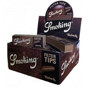 filtri in cartoncino smoking bio pezzi 50