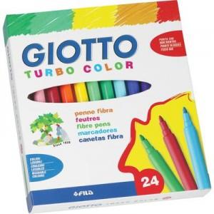 pennarelli giotto turbo color da pezzi 24