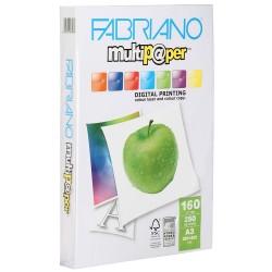carta fabriano multipaper a3 gr 100 fogli 500