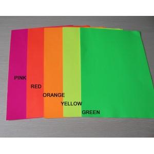 cartoncino da disegno fabriano 50/70 fluorescente