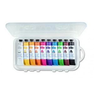 colori a olio cmp pezzi 10