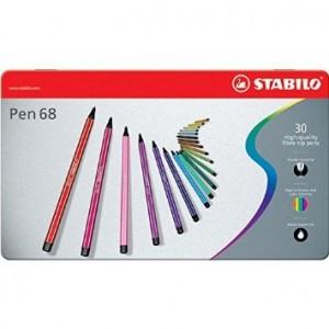 pennarelli stabilo pen 68 pezzi 30