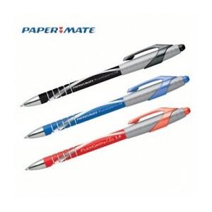sfere paper mate flex grip elite 1.4 nero/rosso/blu/ pezzi 12 monocolore