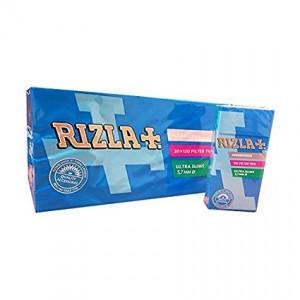 filtri rizla ultra slim 5.7mm  pezzi 20