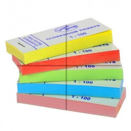 blocco numerato 1 a 1000 blucart per lotteria