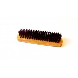 spazzola legno per pulire abiti e scarpe blucart