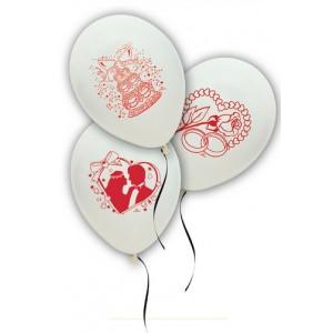 palloncini sposi matrimonio pegaso