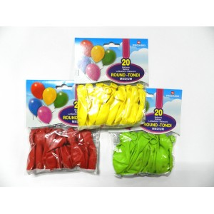 palloncini monocolore pegaso