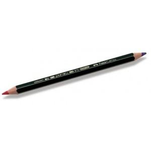 matita bicolore faber castell grossa pezzi 12