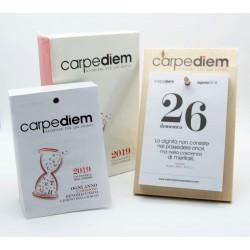 Calendario aforismi CarpeDiem