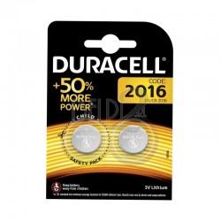 batterie duracell 2016 pezzi 10