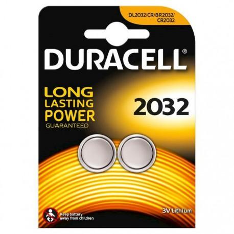 batterie duracell 2032 pezzi 10
