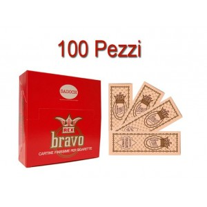 cartine rex bravo pezzi 100
