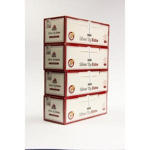 tubi sigarette con doppio filtro gizeh pezzi 250 confezione da 4 vendite