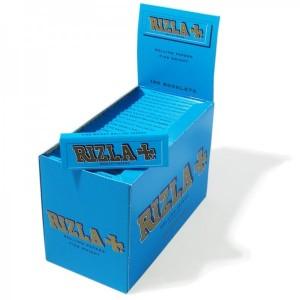 cartine rizla blu corte pezzi 100