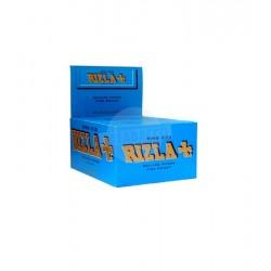 cartine rizla blu lunga pezzi 50