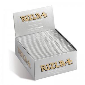 cartine rizla argento lunga pezzi 50