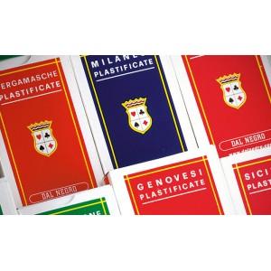 carte regionali plastificate dal negro pezzi 40