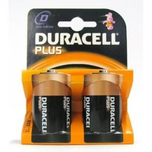 batterie duracell torcia pezzi 10 per 2