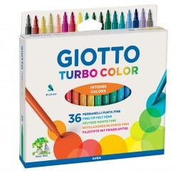 pennarelli giotto turbo color da pezzi 36