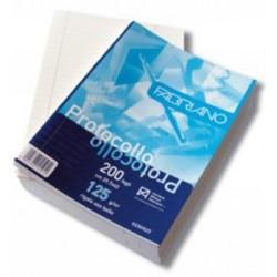 carta protocollo fabriano uso bollo pesante gr 125