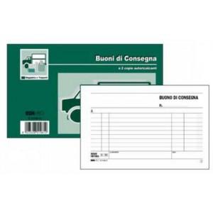 blocco consegna edipro a 2 copie per buoni di consegna (pezzi 10)