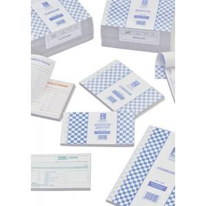 blocco ricevuta picarta per affitti (10 blocchi)