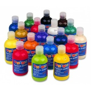 tempera acrilica 300ml monocolore