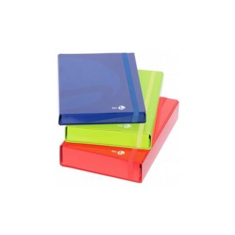 cartelle elastico piatto 25/35 dorso 3 cm