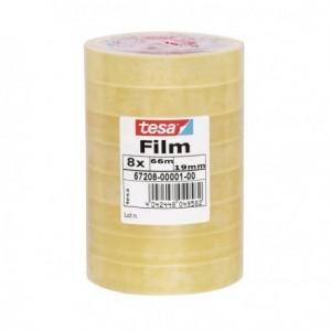 nastro adesivo tesa 66 mt x 15 mm (8 rotoli)