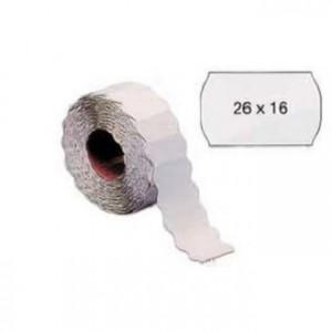 etichette prezzatrice 26/16 doppia numerazione removibili